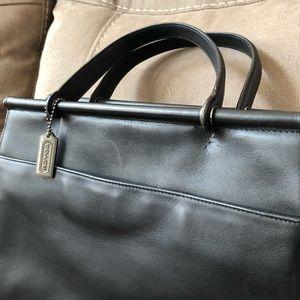 coach womens handbag purse great condition